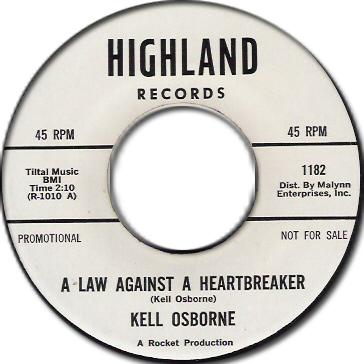 Kell Osborne Law Against A Heartbreaker