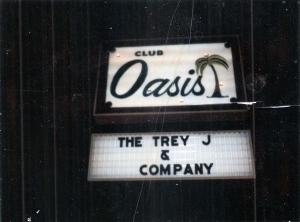 Trey J's Sign