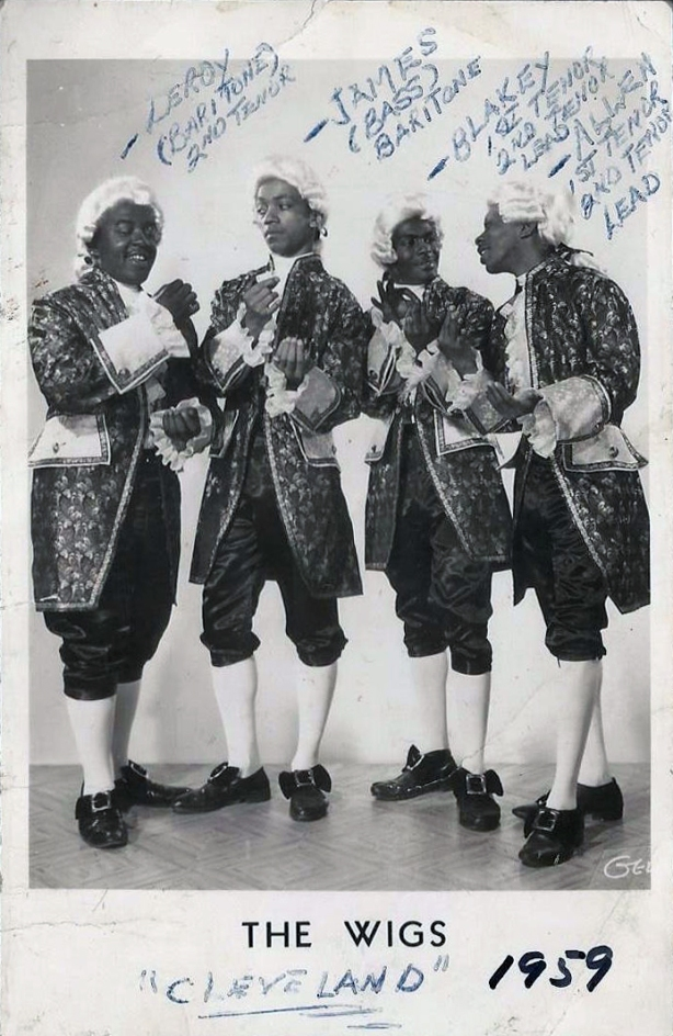 Brother Al's Group (Formerly The Crescents)