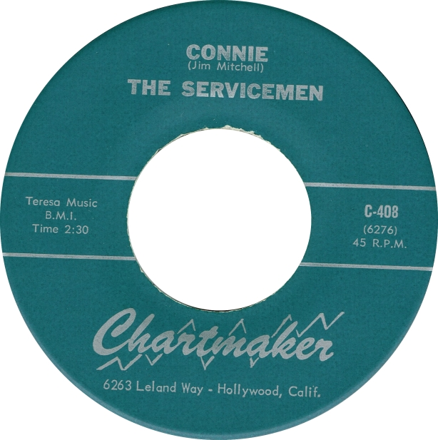 Servicemen - Connie - Chartmaker copy